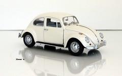 1967 Volkswagen Beetle Sedan (JCarnutz) Tags: 124scale diecast franklinmint 1967 volkswagen beetle