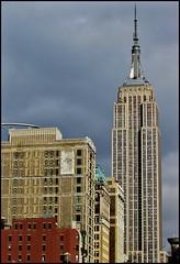 (Miros [SCL]) Tags: empirestate urbano city usa nuevayork manhattan nyc architecture
