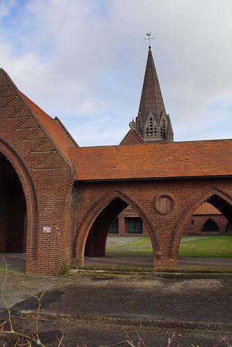 Sint-Theodarduskerk, Beringen-Mijn