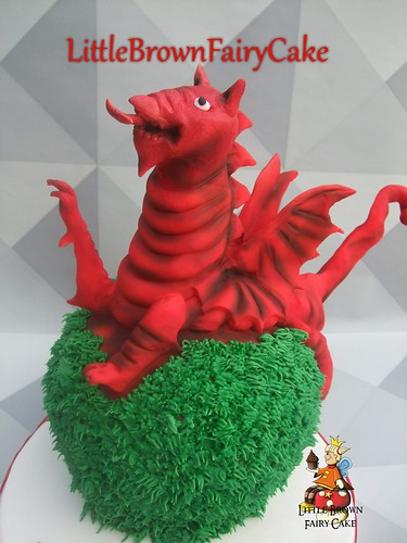 a close dragon welsh