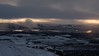 Evening in the Hillfoots (tthef) Tags: clouds forth hillfoots ochils scotland stirlingshire sunset snow