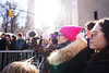 (erinsheridan) Tags: nyc womensmarch 2018 photojournalism photojournalist protest march centralparkwest manhattan immigrantrights humanrights womensrights blacklivesmatter resist