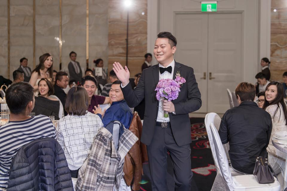 婚攝 高雄林皇宮 婚宴 時尚氣質新娘現身 S & R 117
