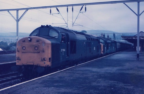 37184+37026, Dumbarton Central