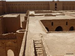 Ukhaidir Fortress (8).jpg (tobeytravels) Tags: iraq alukhaidir abbasid umayyad palace isaibnmusa gertrudebell unesco pishtaq bayts