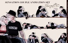 SEmotion Sensation Couple Set (SEmotion by Marie Sims) Tags: sl couple animations love intimate secondlife