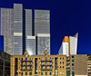 The Erection of Koolhaas (glessew) Tags: koolhaas rotterdam architectuur architektur architecture veem wilhelminapier kpn nederland stadt city