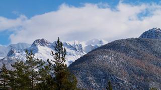 Retour sur un hiver dans le Queyras en 2012
