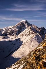 Mount Blanc (Łopal) Tags: mount blanc canon fd 5014 italy alps aosta valley la thuile