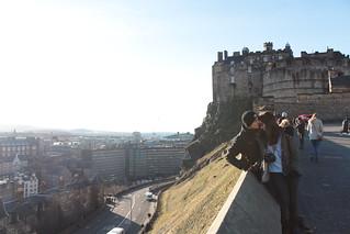Love in Edinburgh