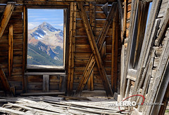 Abandoned Building, Grand Teton National Park Wyoming (Lerro Photography) Tags: grand teton national park grandteton tetons abandoned building desolate ghost town mountain mountains