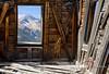 Abandoned Building, Grand Teton National Park Wyoming (Lerro Photography) Tags: grand teton national park grandteton tetons abandoned building desolate ghost town mountain mountains