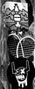 stickers koog aan de zaan (wojofoto) Tags: koogaandezaan hof legalwall graffiti streetart nederland netherland holland wojofoto wolfgangjosten stickers sticker stickerart wojo oxalien pinwin
