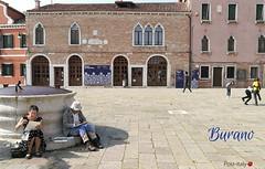 Lugares românticos na Itália (www.post-italy.com) Tags: luademelnaitália honeymooninitaly romanticplacesinitaly wwwpostitalycom travelblog viagem turismo fotosasantucci burano venice veneza