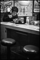 Kichijoji Minamicho, Musashino-shi, Tōkyō-to (GioMagPhotographer) Tags: tōkyōto peoplesingle kichijōjiminamichō eastofthesun musashinoshi dining japanproject japan leicam9 kichijjiminamich tokyo tkyto
