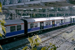 Bombay, India (skotcoatsworth) Tags: mumbai bombay india train