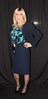Navy skirt suit and printed silk top. (bethany_labelle) Tags: trans transvestite business suit silk blouse secretary skirt pencil