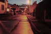 Leaves (Bryony Harper) Tags: sunset orange people photography city night disturbing scary