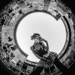 Charli Blake (Thomas Hawk) Tags: america bayarea california charli charliblake cossonhall sf sagehall sanfrancisco treasureisland usa unitedstates unitedstatesofamerica westcoast abandoned graffiti mask fav10 fav25 fav50 fav100