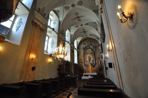 Eisenstadt, Schloss Esterhazy (1650), Schlosskapelle