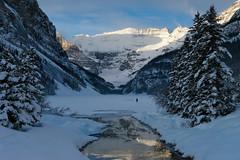 Lake Louise (Grant Mattice Photography) Tags: banffnationalpark canadianrockies canada canadianlandscapes grantmatticephotography lakelouise alberta tourismalberta explorealberta winter