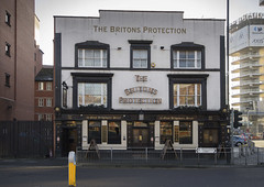The Britons (Mike Serigrapher) Tags: manchester britons protection pub