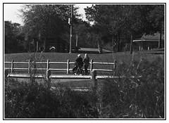 Walk (T. Wilhelm) Tags: pentax pentaxmz6 pentaxda200 film berggerpancro400 blackwhite