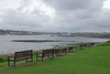 The mouth of the Tyne ! (Halliwell_Michael ## Offline mostlyl ##) Tags: northumberland nikond40x 2017 tynemouth rivertyne bench estuary water
