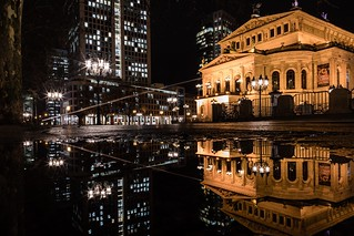 Frankfurt Opera House.