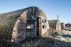 Original Huts (The Crewe Chronicler) Tags: pow powcamp prisoner canon canon7dmarkii ww2 history localhistory huts hut nissen nissenhut