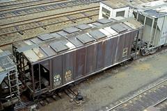 CB&Q Class HC-1A 181260 (Chuck Zeiler) Tags: cbq class hc1a 181260 burlington railroad covered hopper freight car cicero train chuckzeiler chz