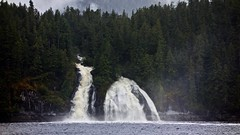 Waterfalls 3 (Photoski141) Tags: bccanada flagged southboundtransit