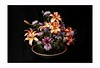 Garden in a bowl (Krasne oci) Tags: stilllife flowerart flowers bowl evabartos onblack artphotography photographicart fineart happy lilies lily