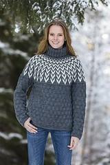 Faroe turtleneck (Mytwist) Tags: knit knitwear style fashion outfit tn tneck wool fetish retro classic craft winter women fairisle isle fair faroe íslensk sweater design love girl wife