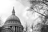 St Paul's London (Janardan das) Tags: bw blackandwhitephoto blackandwhitephotography religion architecture building christianity spirituality cathedral stpaul's stpaul'scathedral