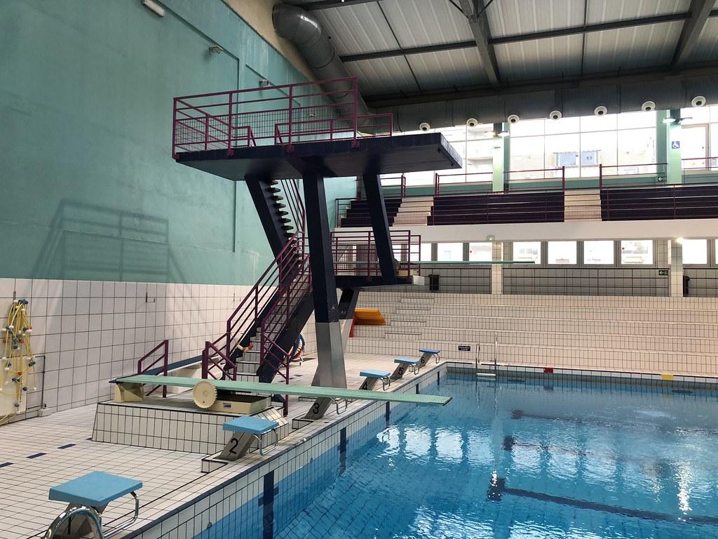 Tremplin piscine top pour vous aider visualiser votre rve for Piscine jean bouin nice