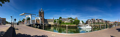 City by the sea (Fr@nk ) Tags: zierikzee zeeland sea water pano panorama beautiful bridgecanal ocean city castle monument old europe summer enjoy travel people frnk blog boats ships yachts sailing world100f krumpaaf mrtungsten62 interesting interestingness