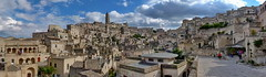 Matera - Basilikata/Italy Unesco World Heritage (Redederfla) Tags: oldcity italy panorama altstadt sassi matera basilikata süditalien