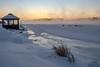 St. Lawrence River (Richard Pilon) Tags: ontario powershot canon cornwall stlawrenceriver snow