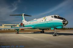 Tu-134A KazGOV-7091 (_OKB_) Tags: kadex2016 tupolev tu134a kazakhstan aviation aircraft avia air sky nikon d7100