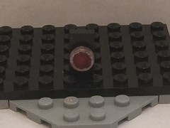 Lego Custom: HAL 9000 (2001: A Space Odyssey) (Captain Crafter) Tags: lego custom memes meme hal 9000 2001 space odyssey i'm sorry dave afraid i can't let you do that villains villain robot robots dimensions videogame videogames movie movies film films glados laire hishe
