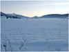 Winter tales (michelle@c) Tags: alps winter tales landscape mountain field snow plateau dusk naturalregionalparkofvercors 2018 michellecourteau