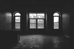when.reason.is.a.room (jonathancastellino) Tags: architecture abandoned derelict decay ruin ruins leica q hospital asylum psych psychiatric window wallpaper floor tree trees light view series