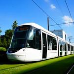 Tram Tramway de Rouen / Le Petit-Quevilly, Normandie thumbnail