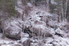 Just A Dusting (maureen.elliott) Tags: nature landscape rocks rockface snow trees algonquinpark outdoors winter