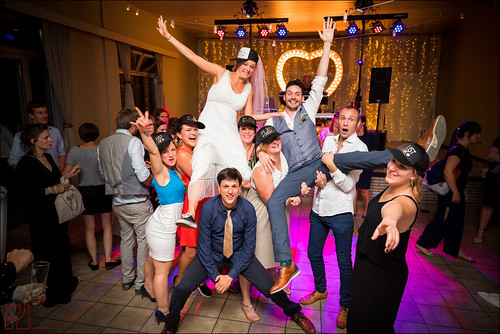 Huwelijk Caro & David