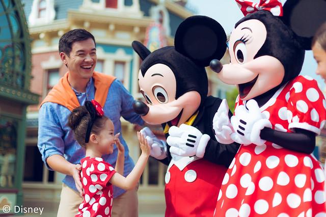 香港ディズニーランド1日観光(テーマパークのオプショナルツアー)