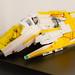 Star Trek style space shuttle. WIP (Brick Martil) Tags: toy lego shuttle star trek spaceship scifi wip