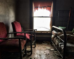 when there's nothing left but heartbreak...(your check is in the mail house) (Aces & Eights Photography) Tags: abandoned abandonment decay ruraldecay oldhouse abandonedhouse