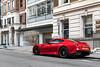 Omolagato (Cameron Gow) Tags: canon photogy automotive car supercar mayfair london redferrari red gto 599 ferrari599gto 599gto ferrari